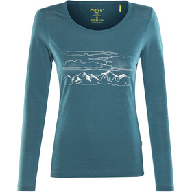 Meru Glomma LS Shirt Women Corsair